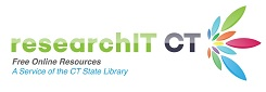 researchIT CT logo and slogan